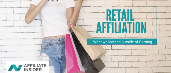 What can we learn from Retail Affiliates?